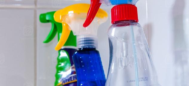 detergenty i sprzątanie