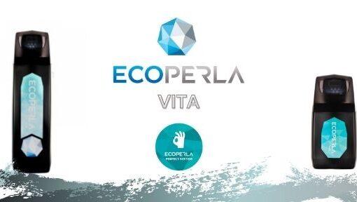 Zmiękczacze wody z serii Ecoperla Vita